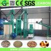 1t/H Wood Sawdust Powder Rice Husk Straw Stalk Pellet Mill Production Line