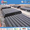 Tubo senza giunte laminato a caldo del acciaio al carbonio con l'iso dello SGS