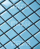Ceramic azul Mosaic Tile para Swimming Pool 25X25m m