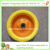 Rasen Lawn Mower Garten PU Foam Rubber Wheel (13X5.00-6 )