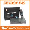 Receptor basado en los satélites lleno de Skybox F4s HD con la función de GPRS
