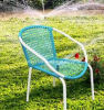 작은 술집 의자 등나무 가구 여가 의자