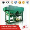 Máquina aluvial de la plantilla de la minería aurífera del alto de recuperación de la tarifa concentrador de la gravedad