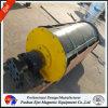 Polia magnética para o transporte de correia