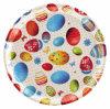 Bandeja redonda del plástico del día de Pascua de la promoción