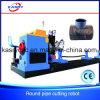 CNC van de Pijp van het Staal van het Teken van de precisie de Scherpe Machine Om metaal te snijden van het Plasma