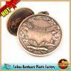 Recuerdo olímpico de encargo de la medalla del metal (TH-mkc101)