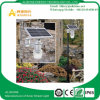 indicatore luminoso solare del giardino della luna 9W con controllo chiaro