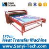 Sublimation Heat Roller Press Mf1700t, pour l'impression textile de masse