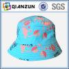 Sombrero y casquillo frescos coloridos impresos por encargo del compartimiento del deporte