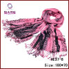 Bubble Printed Lovely Pink Scarf (AE37-8)