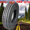 285/75r24.5 Annaite Brand Steel Radial Truck Tyre/Tyres, TBR Tire/Tires mit Block Pattern (R24.5)