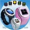 1.5 pouce du contact GSM de poignet de musique de téléphone portable de montre