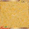 黄色い装飾の物質的な絹の壁紙の壁のコーティング