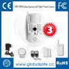 Sistema di allarme senza fili di sicurezza della macchina fotografica con visione notturna (GS-M6E)