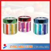 Color Lidの手塗りのGlass Jar