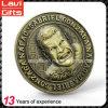 Монетка металла логоса таможни 3D изготовления Китая людская