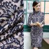 Estampage chaud avec l'impression de Glod pour la robe élégante de femmes
