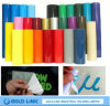 접착성 자체 색깔 PVC 스티커