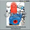 Pompe centrifuge de boue de l'eau de flottaison lourde de minerais