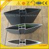 Perfil de aluminio de aluminio de la lámina T5 de la fábrica 6063 de China para el obturador