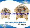 Globo de la piedra preciosa 4-Legged del soporte 150mm/220mm/330m m del metal de Yaye 18/globo /Gifts del mundo