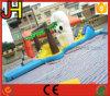 Diapositiva inflable del curso de obstáculo para la venta