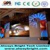 Indicador de diodo emissor de luz interno elevado do arrendamento da cor cheia de P3.91 Deifinition para o evento e o concerto