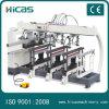 Multi-Reihen horizontale hölzerne Bohrmaschine für die Herstellung der Möbel