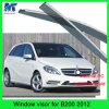 De koele Deflector van de Wacht van de Zon van het Vizier van de Regen van de Auto van het Materiaal van de Auto voor Benz B200 2012