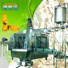 Zumo de fruta automático que hace la máquina