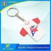 Professionelle kundenspezifische Qualität Sports Shirt-Schlüsselkette/fördernden Belüftung-Gummischlüsselring/Marke (XF-KC-P17)