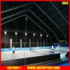 Barracas dos esportes do evento ao ar livre de alumínio da tela do PVC grandes com forma curvada 30m por 35m
