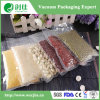 Sacs transparents en plastique de mastic de colmatage de Vacum de paquet de bloc supérieur d'extrusion de PA/PE