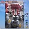 CV3000 Top guiada asiento simple válvula de control de flujo neumático (ZJHP)