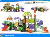 Equipamento ao ar livre plástico do campo de jogos do jogo da criança da série do carro (YL-C085-19)