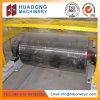 Tambor/polea del transportador para el sistema de transportador de plantas de piedra