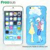 Cubierta del teléfono Freesub sublimación Blanks móvil para iPhone6