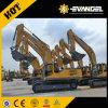 Máquina escavadora hidráulica famosa Xe150 da máquina escavadora 0.6m3 do tipo 15t de China