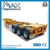 Chasis del remolque chasis para el transporte de contenedores Esqueleto