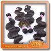 Объемная волна волос девственницы длиннего дюйма Unprocessed бразильская