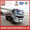 6 M3 Fuel Tank Truck Oil Bowser의 4*2 Foton Oil Transport Vehicle Capacity