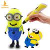 2016 아주 흥미로운 아이들 장난감에 의하여 놓이는 플라스틱 3D 제도용 펜