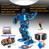 Робот танцульки робота образования DIY робототехники Feetech 17 Dof Humanoid