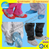 PP ShoeはSLIP、AntislipのNonwoven Shoe Coverを覆うNon