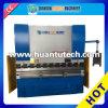 Freio hidráulico da imprensa da placa do ferro do CNC de We67k