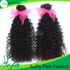 8A Grade 100%年のHuman Hair Extension Virgin Peruvian Hair