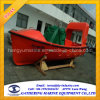 Binnen Diesel G. Met motor R.P. Rescue Boat voor 6persons