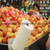 Wegwerfplastikeinkaufen-flache Nahrungsmittelbeutel zu Preis-niedrigerem Preis