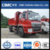 Foton Forland Mini Dump Trucks 4X2 Small Light Dump Trucks